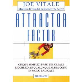 foto Attractor Factor di Joe Vitale
